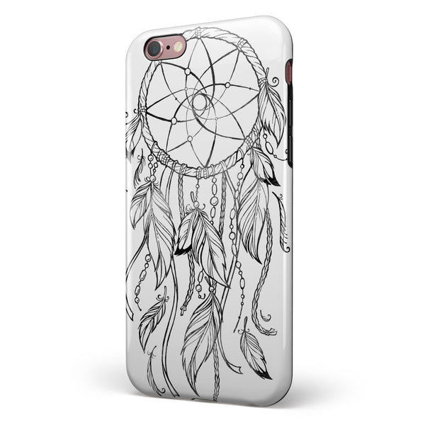 WaterColor Dreamcatchers v11 iPhone 6/6s or 6/6s Plus 2-Piece Hybrid INK-Fuzed Case