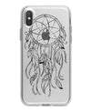 WaterColor Dreamcatchers v11 - Crystal Clear Hard Case for the iPhone XS MAX, XS & More (ALL AVAILABLE)