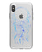 WaterColor Dreamcatchers v12 - Crystal Clear Hard Case for the iPhone XS MAX, XS & More (ALL AVAILABLE)