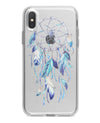 WaterColor Dreamcatchers v3 - Crystal Clear Hard Case for the iPhone XS MAX, XS & More (ALL AVAILABLE)