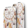 WaterColor Dreamcatchers v8 iPhone 6/6s or 6/6s Plus 2-Piece Hybrid INK-Fuzed Case