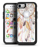 WaterColor Dreamcatchers v8 2 - iPhone 7 or 8 OtterBox Case & Skin Kits