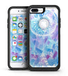 Watercolor Dreamcatcher - iPhone 7 or 7 Plus Commuter Case Skin Kit