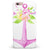 Watercolor Floral Anchor Sprout iPhone 6/6s or 6/6s Plus INK-Fuzed Case