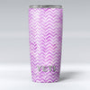 White_Chevron_Over_Purple_Grunge_Surface_-_Yeti_Rambler_Skin_Kit_-_20oz_-_V1.jpg