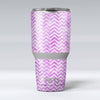 White_Chevron_Over_Purple_Grunge_Surface_-_Yeti_Rambler_Skin_Kit_-_30oz_-_V1.jpg