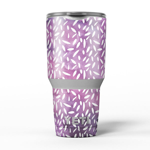 White_Flower_Pedals_Over_Purple_Grunge_Surface_-_Yeti_Rambler_Skin_Kit_-_30oz_-_V5.jpg