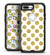 White and Gold Foil Polka v10 - iPhone 7 Plus/8 Plus OtterBox Case & Skin Kits