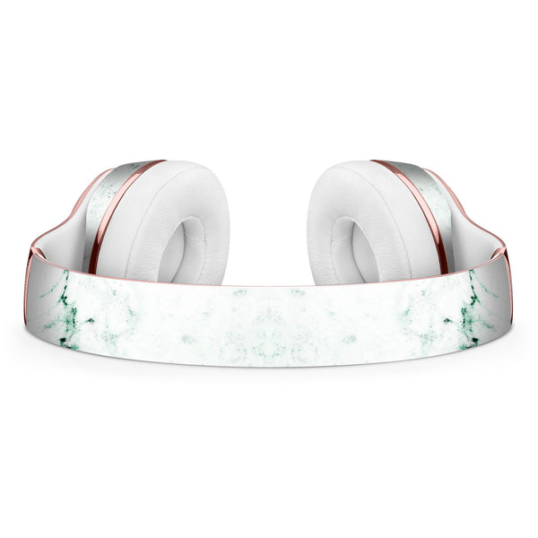 882ac2f24e5 White and Green Marble Surface Full-Body Skin Kit for the Beats by Dre Solo