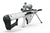 WinterCamo02 - Barrett Model 82A1 .50 Caliber Rifle Skin-Kit