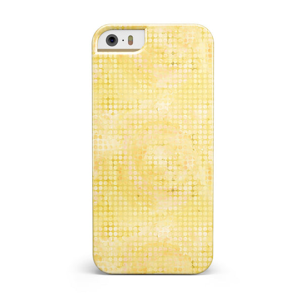 Yellow_Watercolor_Polka_Dots_-_iPhone_5s_-_Gold_-_One_Piece_Glossy_-_V3.jpg