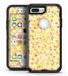 Yellow Watercolor Triangle Pattern - iPhone 7 Plus/8 Plus OtterBox Case & Skin Kits