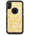 Yellow Watercolor Triangle Pattern - iPhone X OtterBox Case & Skin Kits