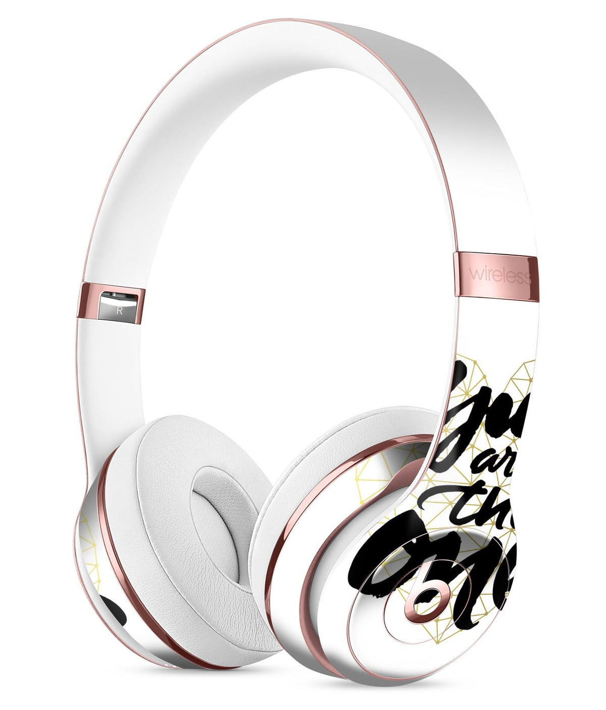 5daee2976bb You Are The One 2 Full-Body Skin Kit for the Beats by Dre Solo 3 Wirel -  DesignSkinz