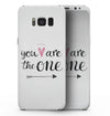 You are the One - Samsung Galaxy S8 Full-Body Skin Kit