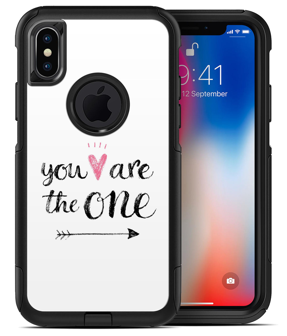 cheap for discount c9fa8 65a3b You are the One - iPhone X OtterBox Case & Skin Kits