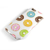 Yummy Colored Donuts iPhone 6/6s or 6/6s Plus 2-Piece Hybrid INK-Fuzed Case