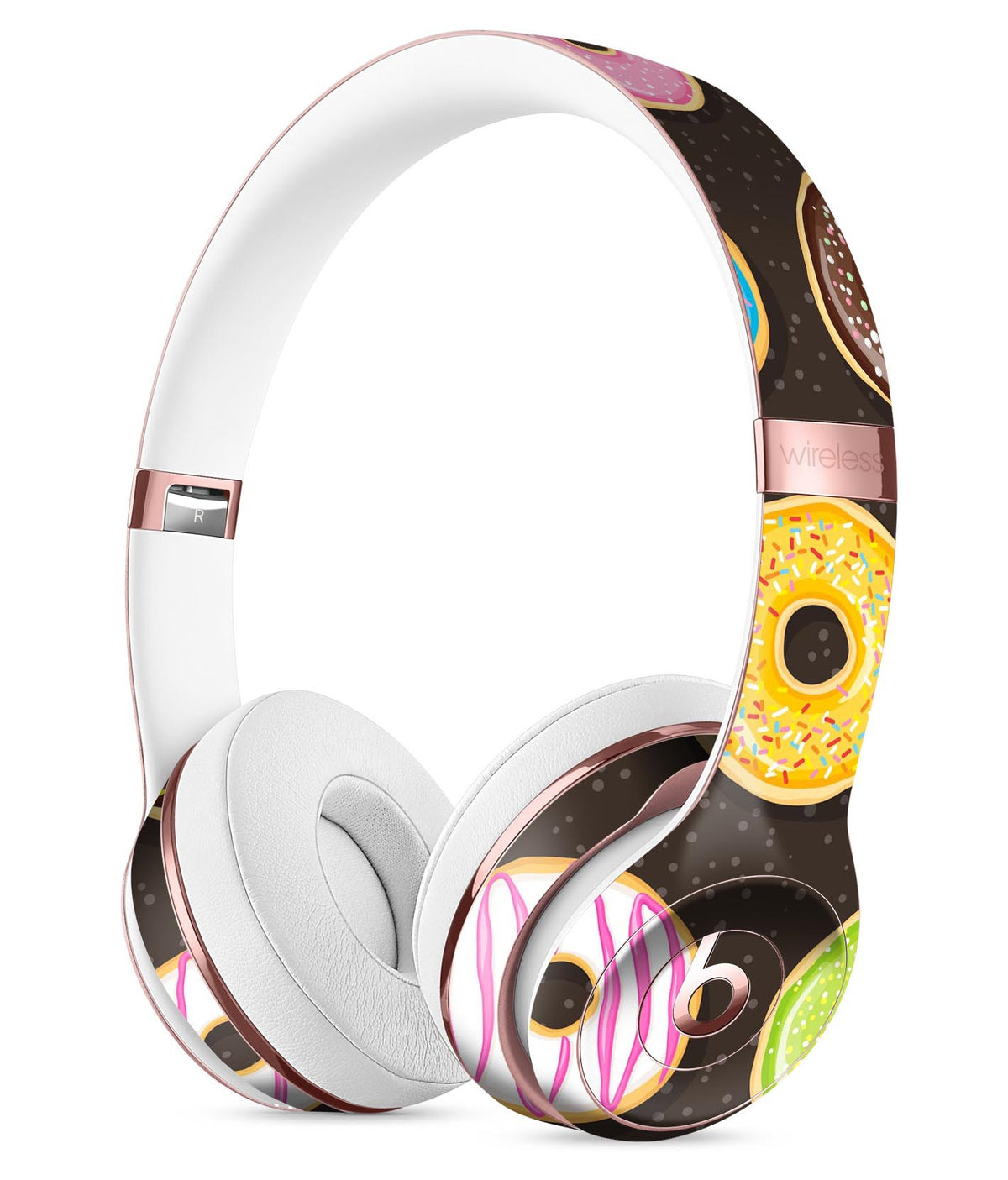 55c08bc8809 Yummy Colored Donuts v2 Full-Body Skin Kit for the Beats by Dre Solo 3 -  DesignSkinz