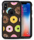 Yummy Colored Donuts v2 - iPhone X OtterBox Case & Skin Kits