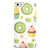 Yummy Galore Bakery Green Treats V1 iPhone 5/5s or SE INK-Fuzed Case