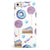Yummy Galore Bakery Treats v4 iPhone 5/5s or SE INK-Fuzed Case