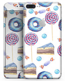 Yummy Galore Bakery Treats v4 - Skin-kit for the iPhone 8 or 8 Plus