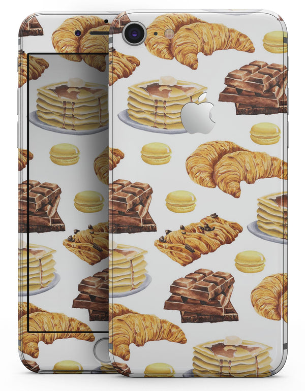 Yummy Galore Bakery Treats v5 - Skin-kit for the iPhone 8 or 8 Plus