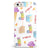 Yummy Galore Bakery Treats v6 iPhone 5/5s or SE INK-Fuzed Case