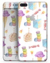 Yummy Galore Bakery Treats v6 - Skin-kit for the iPhone 8 or 8 Plus