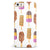 Yummy Galore Ice Cream Treats iPhone 5/5s or SE INK-Fuzed Case