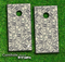 Hundred Dollar Bill Skin-set for a pair of Cornhole Boards