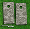 Digital Camo V2 Skin-set for a pair of Cornhole Boards