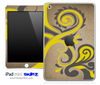Vintage Swirls iPad Skin By Lauren Pyles