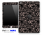 Black Lacy iPad Skin