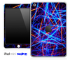 Neon Flashy Lights Skin for the iPad Mini or Other iPad Versions