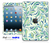 Color Floral iPad Skin