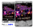 The Relapse Symphony Concrete iPad Skin