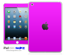 Solid Hot Pink iPad Skin