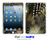 Wild Peacock feathers iPad Skin