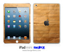 Crumpled Brown Paper iPad Skin