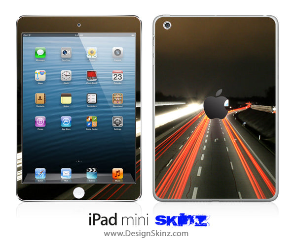 Open Road iPad Skin