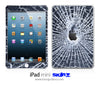 Shattered Glass iPad Skin