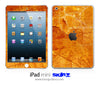 Orange Land iPad Skin
