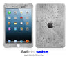 Concrete iPad Skin