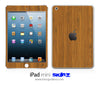 Bamboo Wood iPad Skin