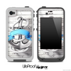Anchor Vintage V9 Skin for the iPhone 5 or 4/4s LifeProof Case