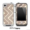 Big Vintage Chevron Pattern for the iPhone 5 or 4/4s LifeProof Case