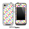 Peace Color Polka Skin for the iPhone 5 or 4/4s LifeProof Case