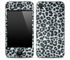 Real Leopard Skin for the iPhone 3gs, 4/4s or 5