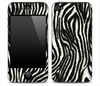 Real Zebra Skin for the iPhone 3gs, 4/4s or 5